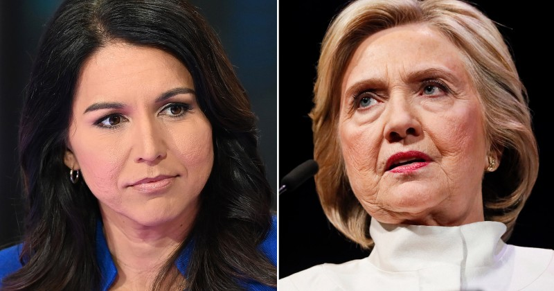 Tulsi Gabbard's $50M lawsuit against Hillary Clinton moving forward after Clinton's lawyer accepts legal docs, attorney says