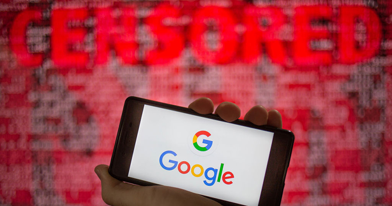 Foreign Interference: Group That Attempts To Ban Conservative Websites From Google Ads Has Direct Links To The UK Government And To Senior Members Of The Uk Labour Party…