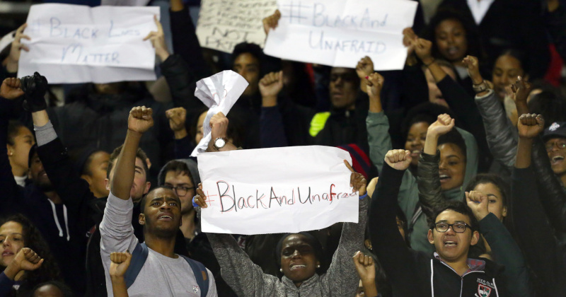 California faculty demands 'free tuition for all black, native, and indigenous students'…