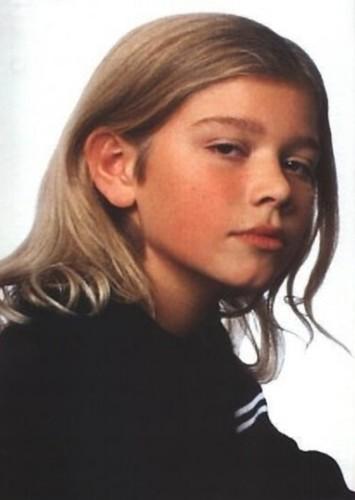 Fan Casting Cooper Dodson as Zac Hanson (Young) in Mmmbop ...