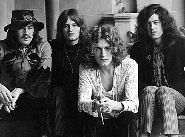 Led Zeppelin - The New Yardbirds - Classic Rock Bands Who ...