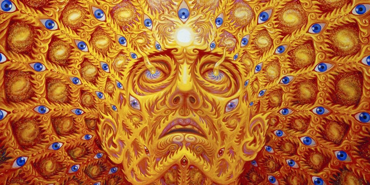 Panpsychism's new twist: We are multiple personalities of ...