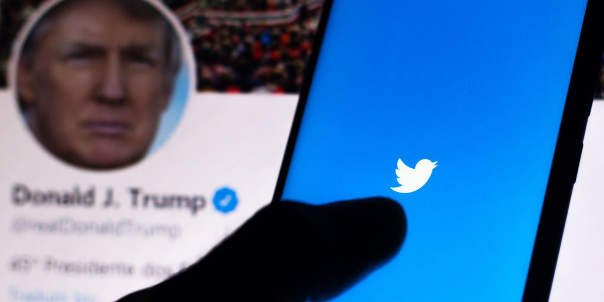 Facebook and Twitter censor Trump post comparing COVID-19 ...