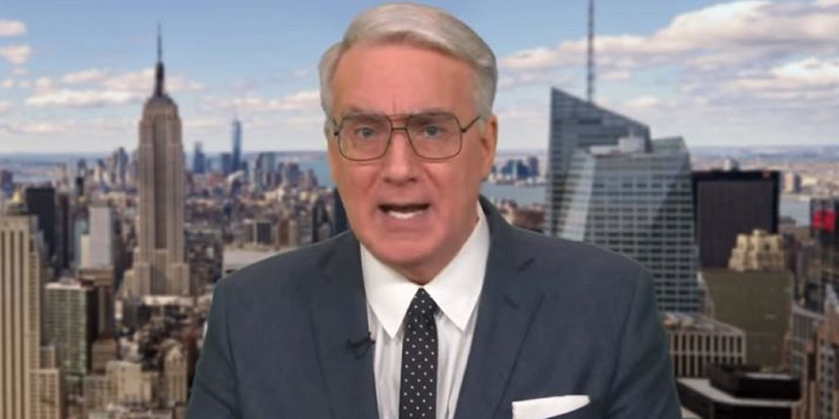 Keith Olbermann: Trump supporters 'must be prosecuted and ...