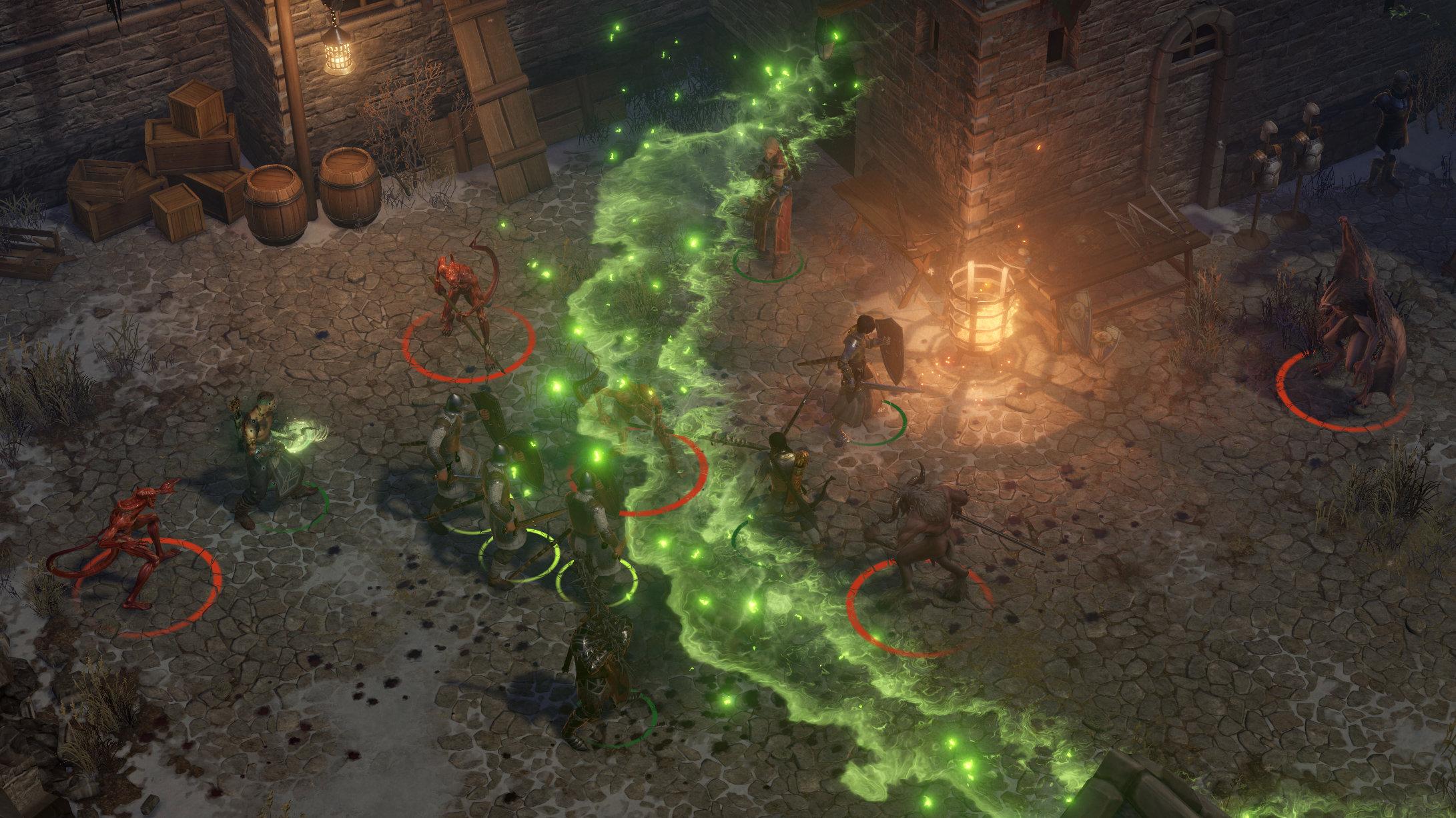 Pathfinder: Wrath of the Righteous hit its Kickstarter goal | Rock Paper Shotgun