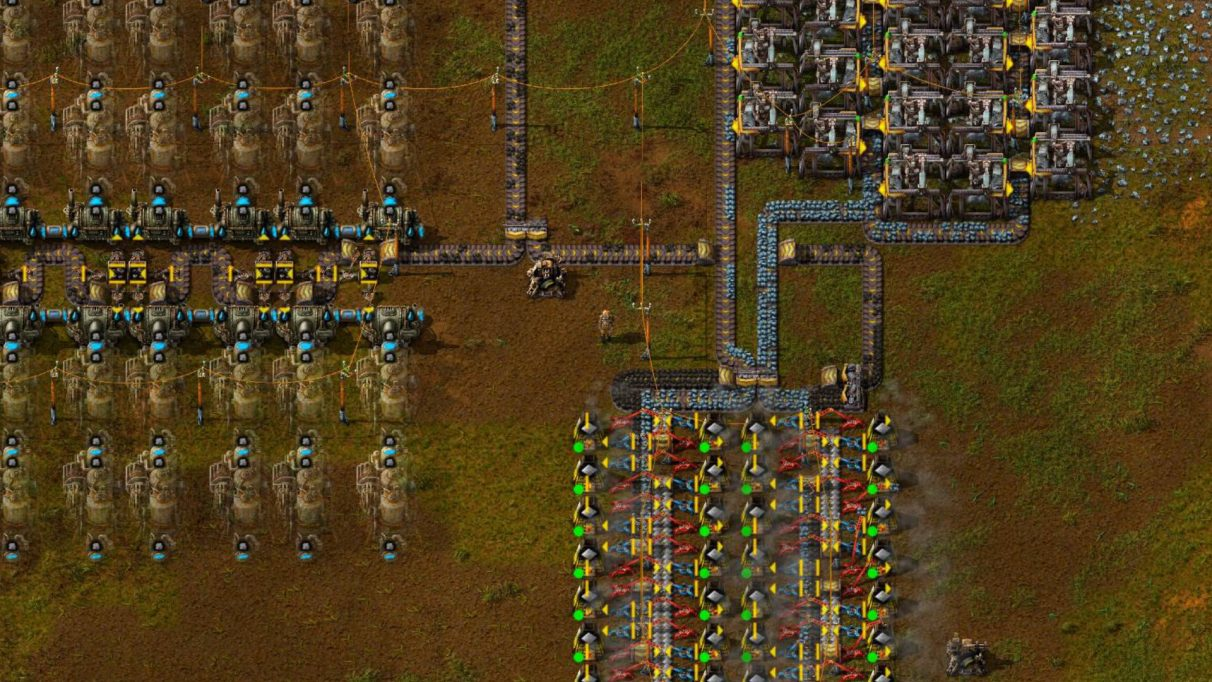 Factorio early game walkthrough: the way to ace your first hour