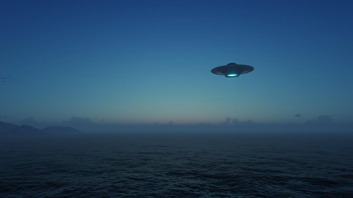 Detecting UFOs