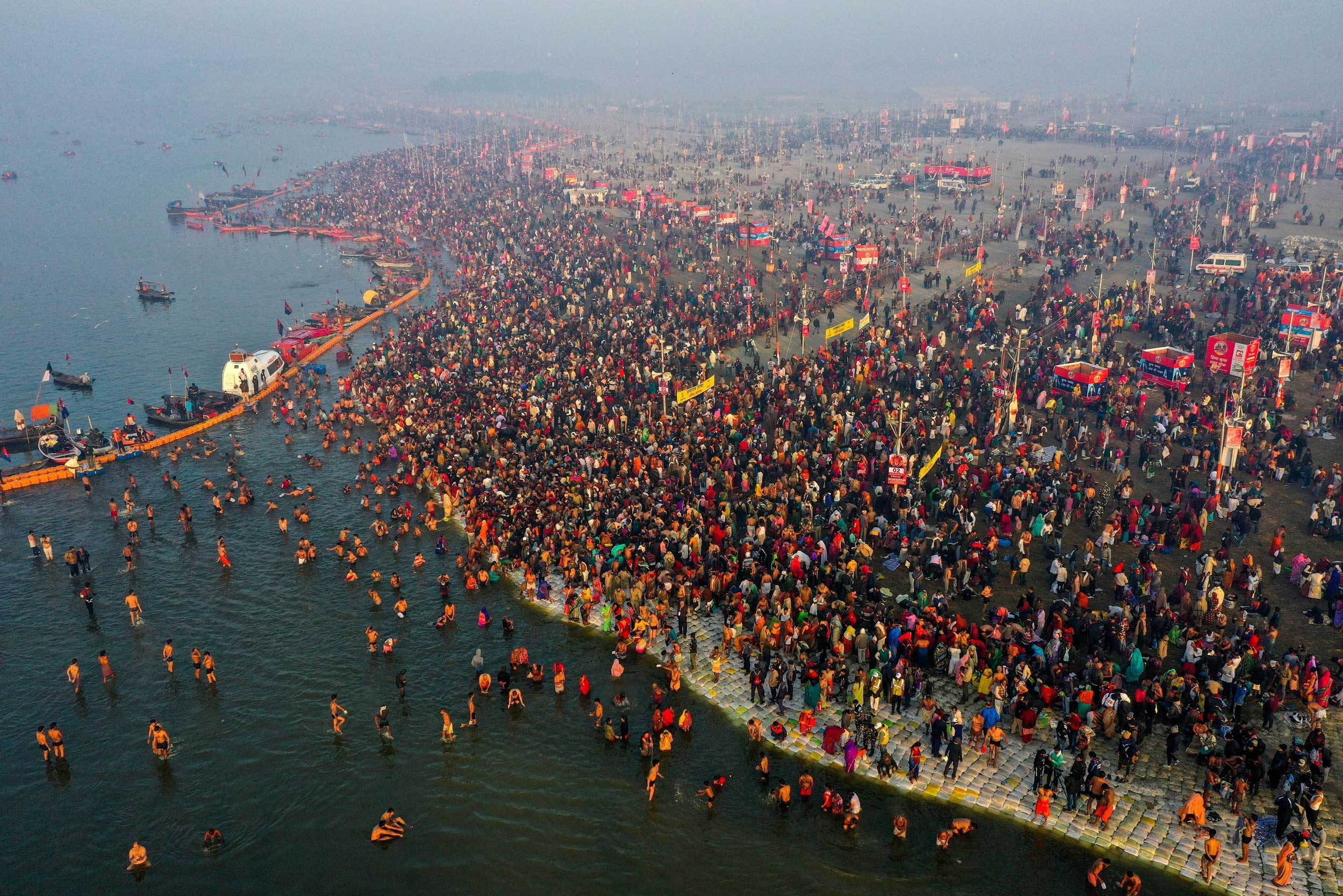 The Kumbh Mela is an opportunity to foster peace - Telegraph India