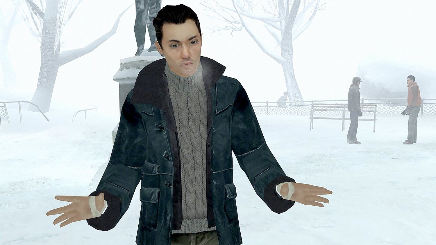 Here's the launch trailer for Fahrenheit: Indigo Prophecy Remastered - VG247