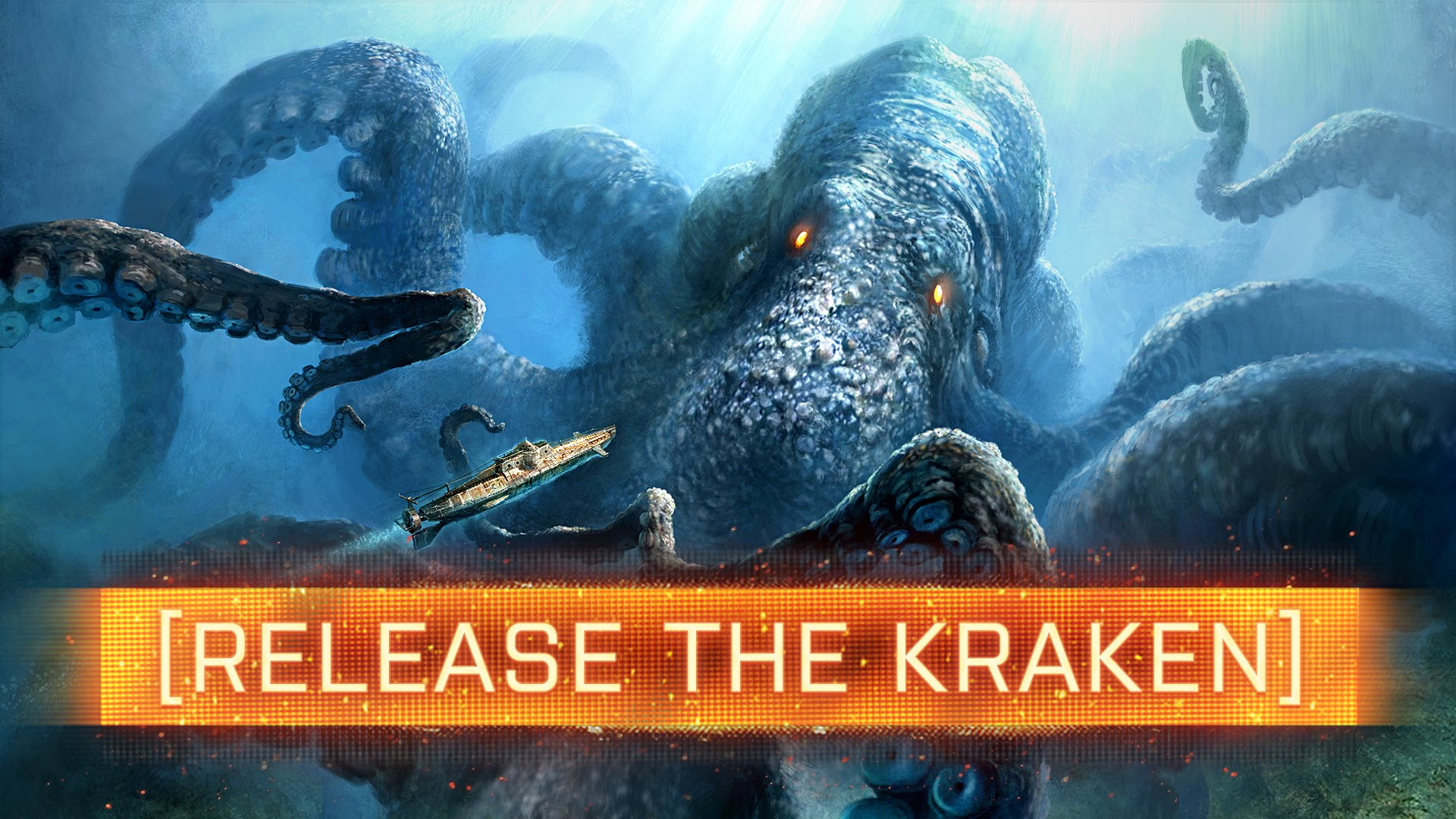 Battlefield 4 Paracal Storm kraken mystery: what we know ...