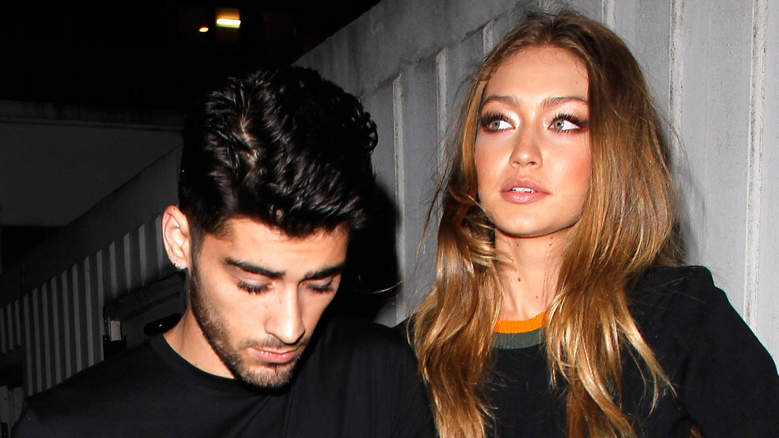 Finally, Gigi Hadid and Zayn Malik Show Their Love on ...