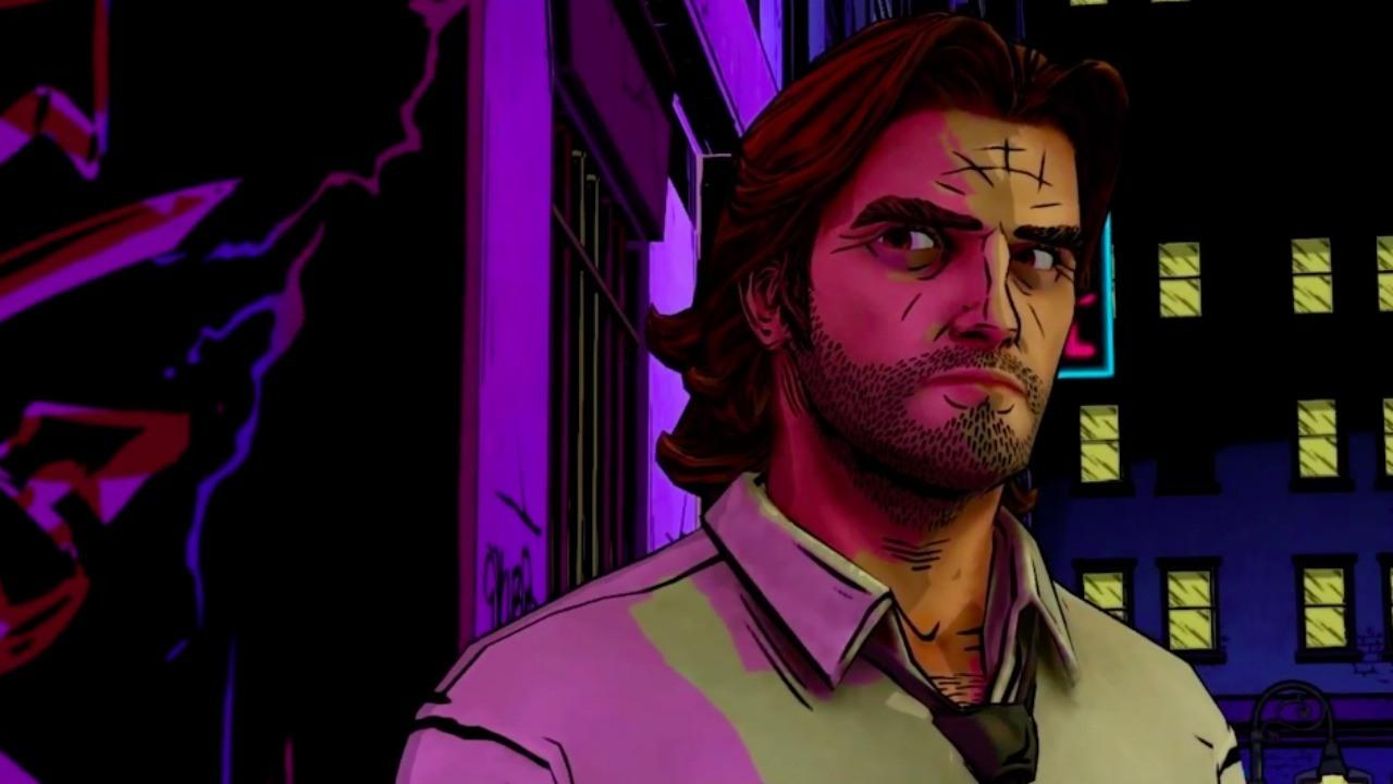The Wolf Among Us - PS Vita Trailer - IGN Video