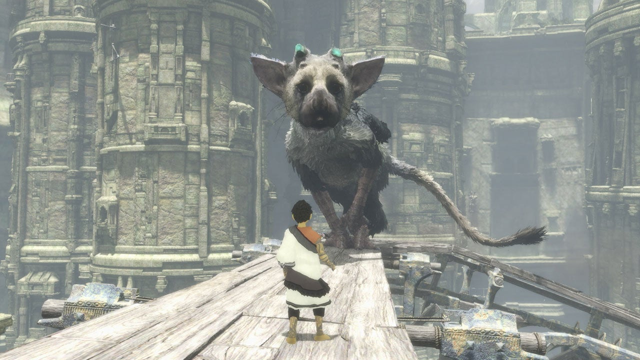 The Last Guardian: Bringing Trico to Life - IGN First - IGN Video