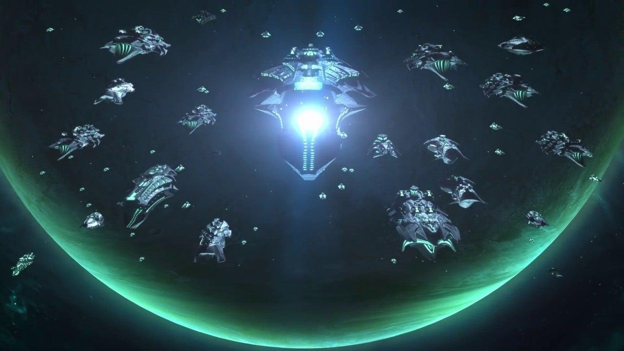 Stellaris: Necroids Species Pack - Announcement Trailer - IGN