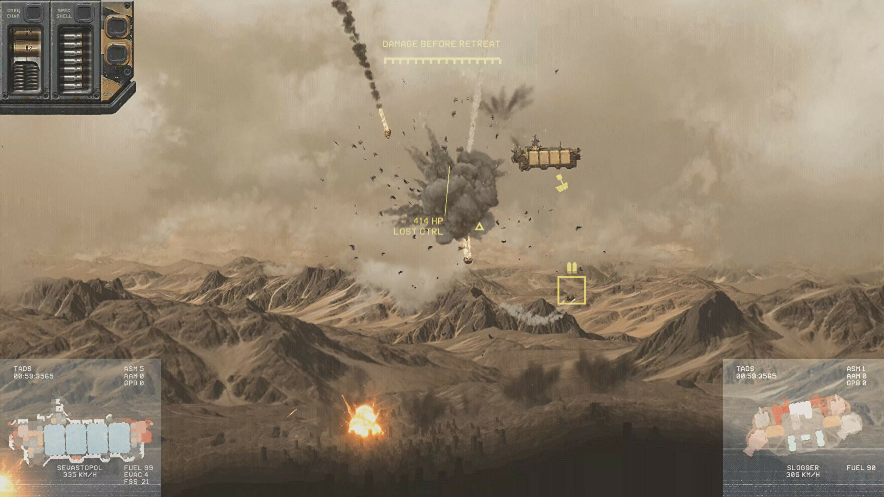 HighFleet is a futuristic action-strategy game about giant airborne ships | Rock Paper Shotgun