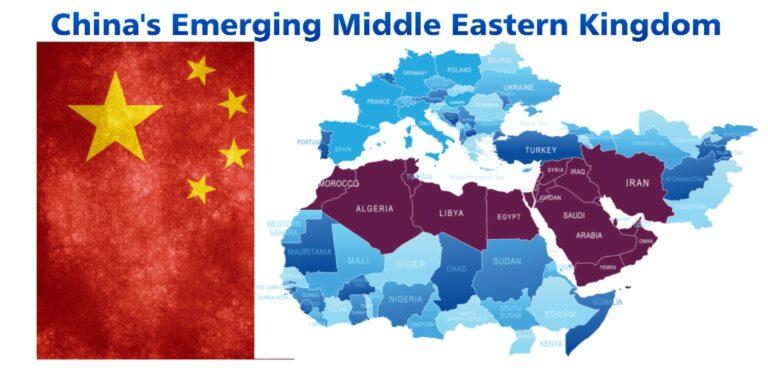 China's Emerging Middle Eastern Kingdom - Association of Geo-Strategic Analysis