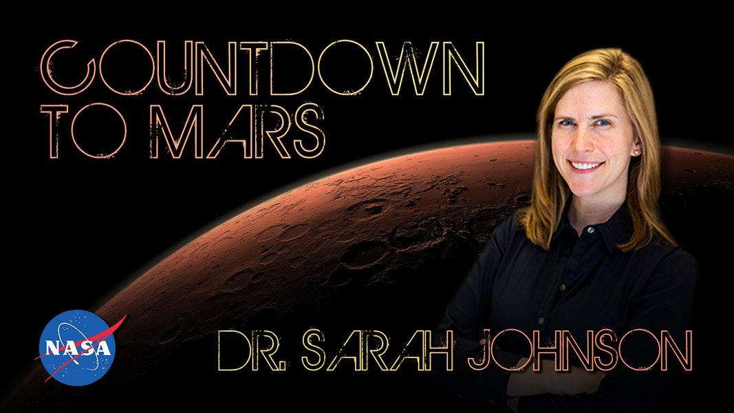Countdown to Mars | Astrobiology