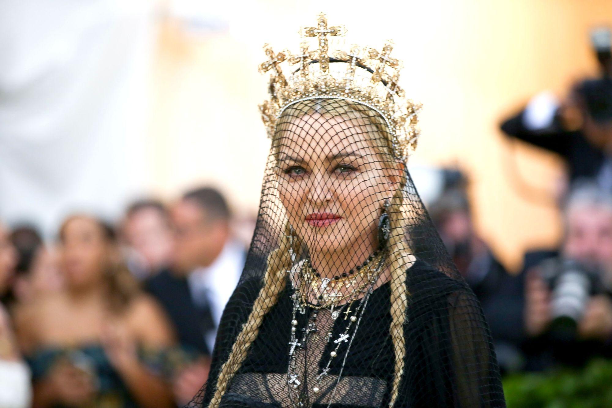 11 ikonische Madonna-Frisuren: Die wechselnden Looks der Queen of Pop