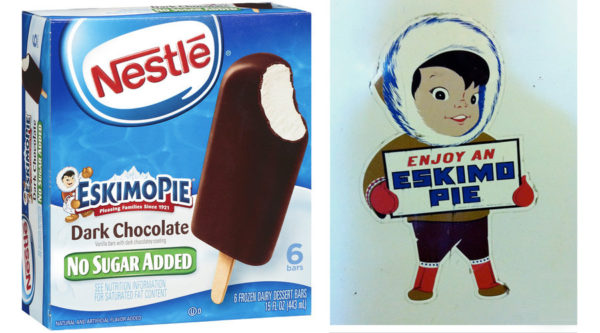 Eskimo Pies to drop 'derogatory' name over racial insensitivity…