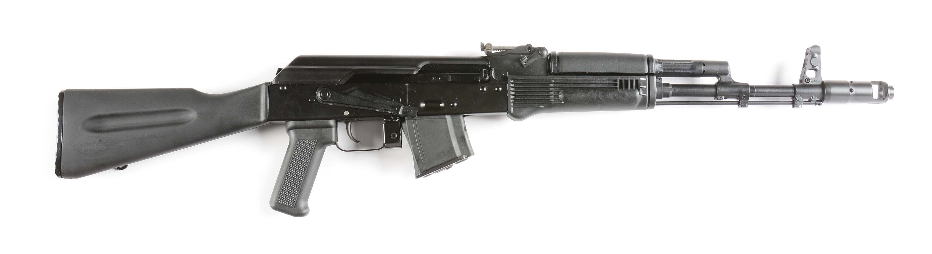 Lot Detail - (M) RUSSIAN SAIGA SEMI-AUTOMATIC RIFLE WITH ...