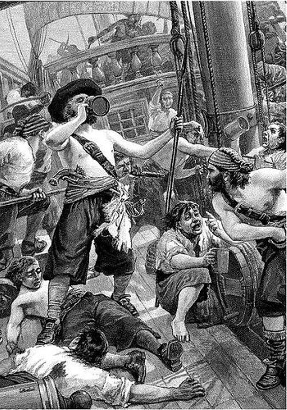 How Smuggling Helped Shape the English Language  Dirty