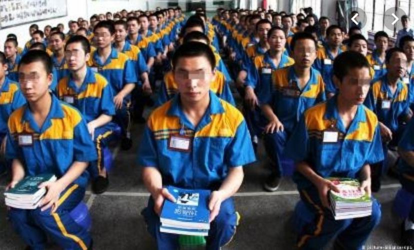 A Look Inside China's Secret Prison System - Back to Jerusalem
