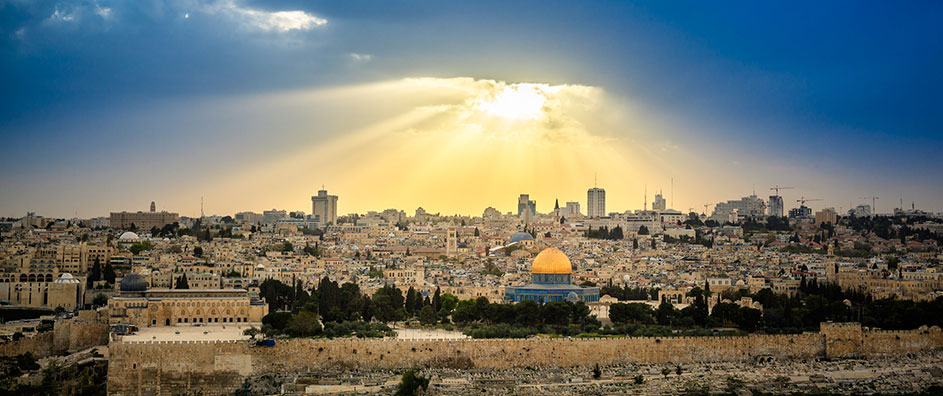 What is the City of God, the New Jerusalem?