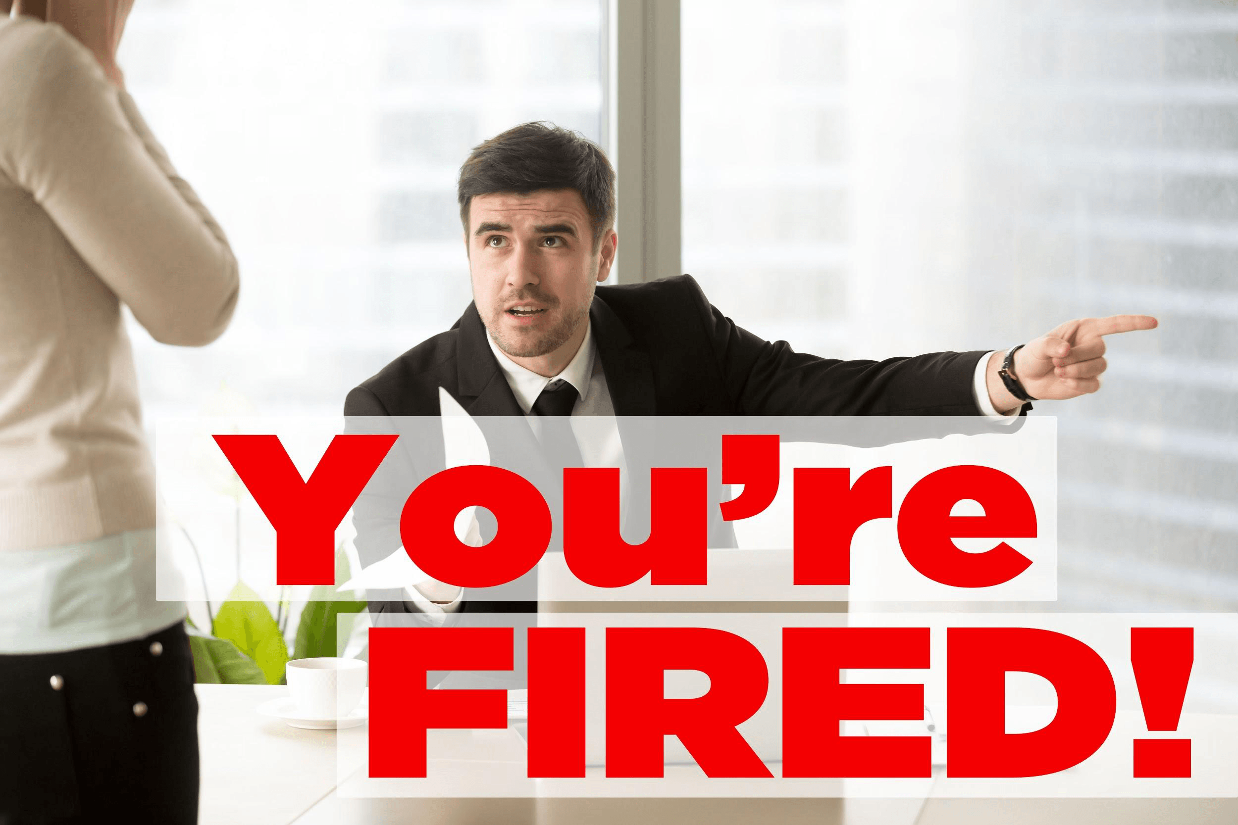 YOU'RE FIRED! How to Switch Real Estate Agents | Barb Has ...