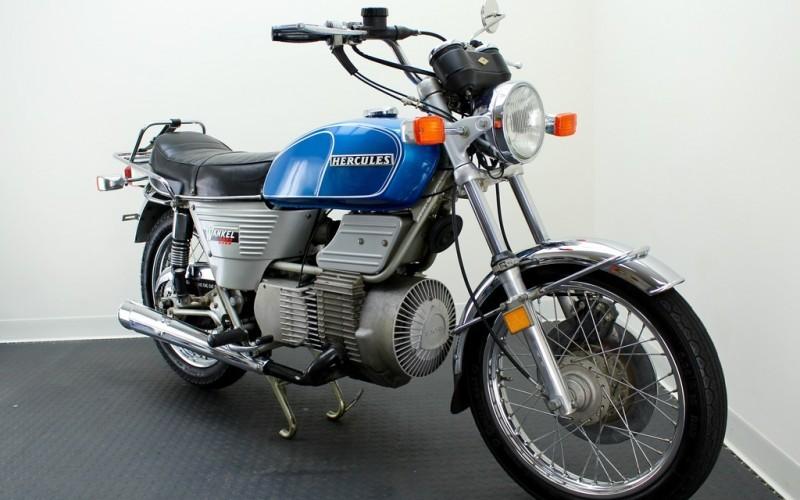 Wurst To First: 1976 Hercules W-2000 Wankel