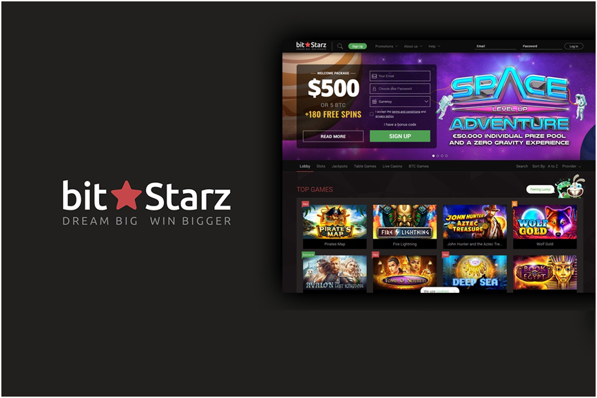 Bitstarz casino has made it easy to fund your account and withdraw your winnings
