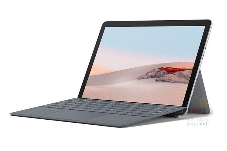 Here's Your First Look at the Microsoft Surface Go 2   Beebom