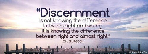 Discernment - Berean Research