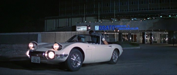 "1967 ""You Only Live Twice""/ 1967 Toyota 2000GT - Best ..."
