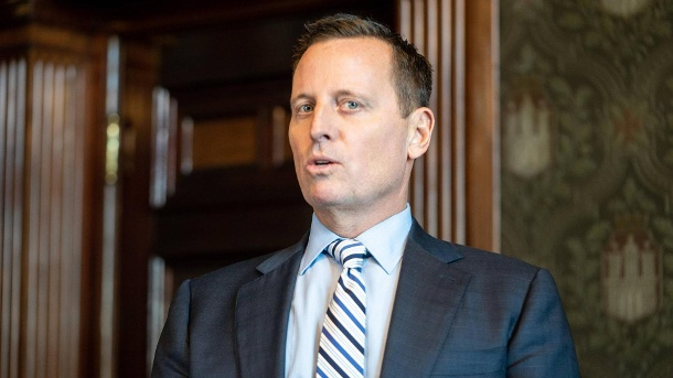 Ambassador To Germany Richard Grenell Expected To Start Thursday As Trump's Acting Director Of National Intelligence…