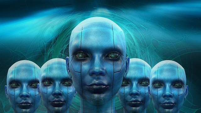 Bill Winkler Poetry » Clones with Souls and Soulless Clones