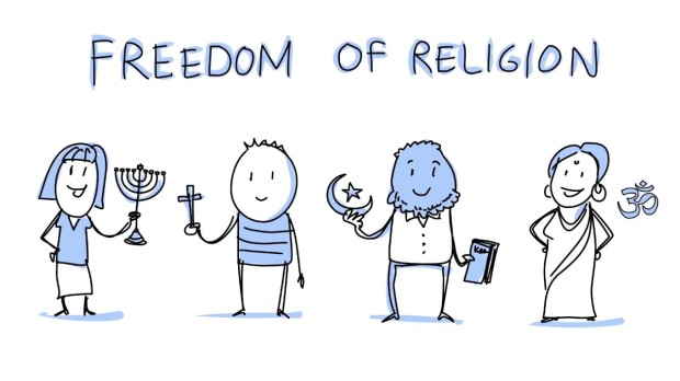 What a Difference a Word Makes – Freedom of Religion vs ...