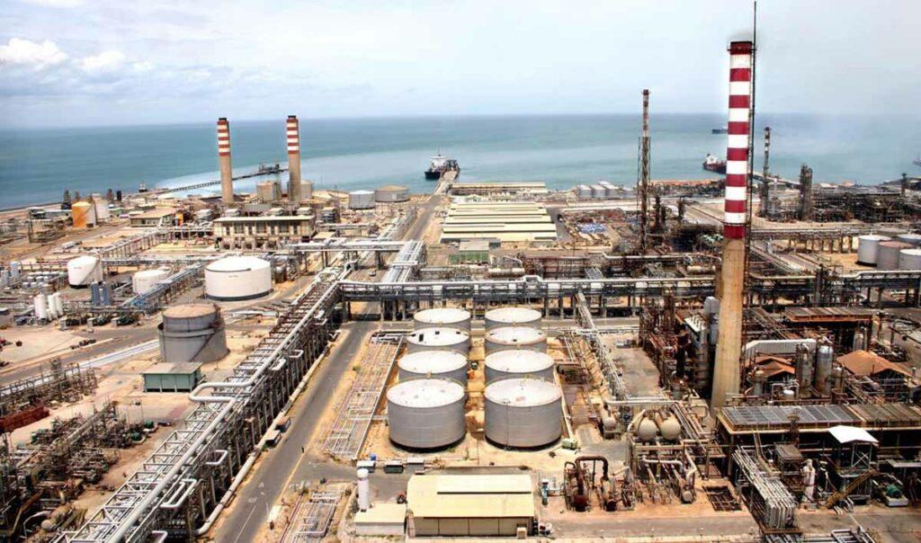 Venezuelan Cardón Refinery paralyzes crude processing ...