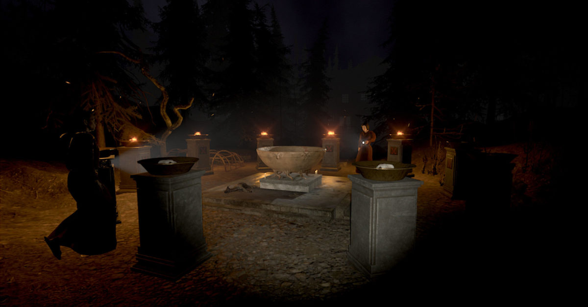 Co-Op Survival Game Devour Will Be Released At The End Of January