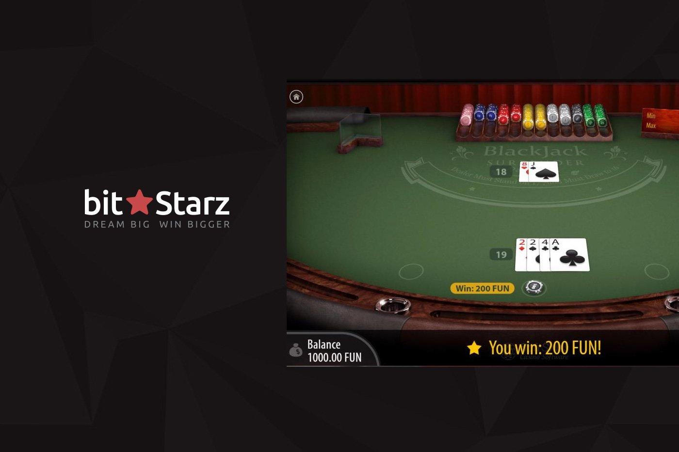 Live dealer games at Bitstarz online casino