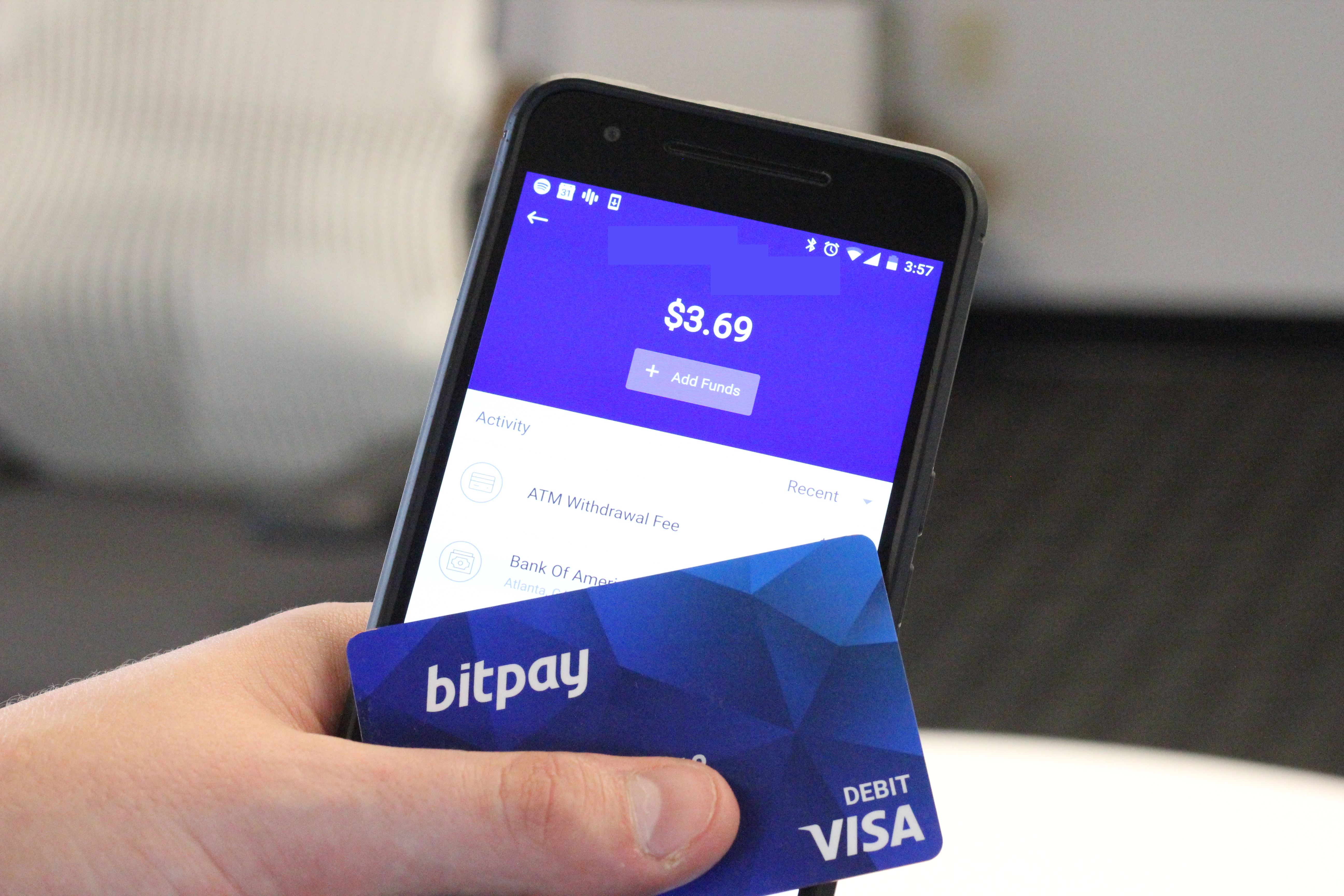 BitPay's Bitcoin Payments Volume Grows by 328%, On Pace ...
