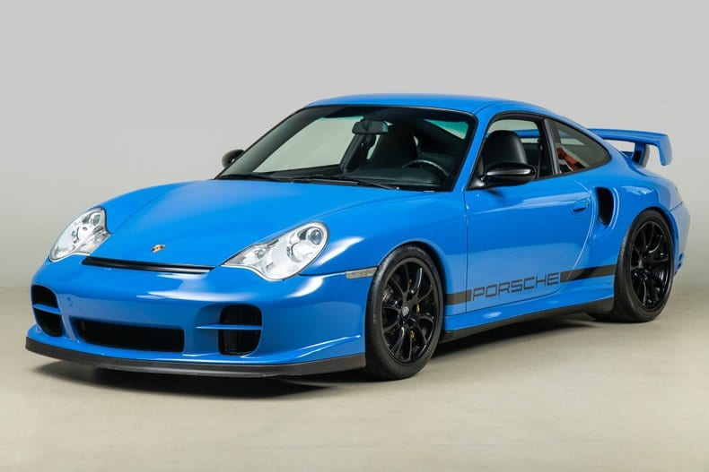 Highly Optioned 2002 Porsche 911 GT2 For Sale
