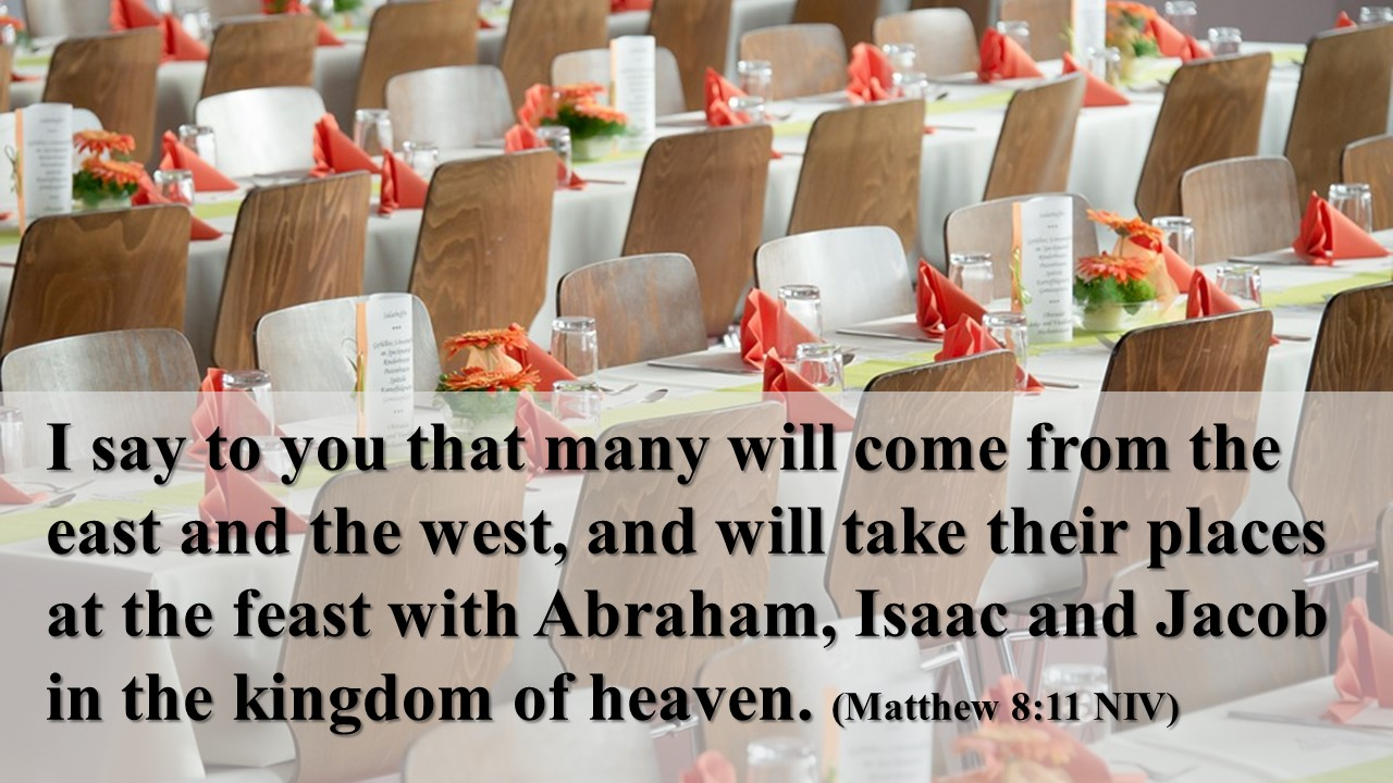 Meeting People of the Bible – Peace Be With U