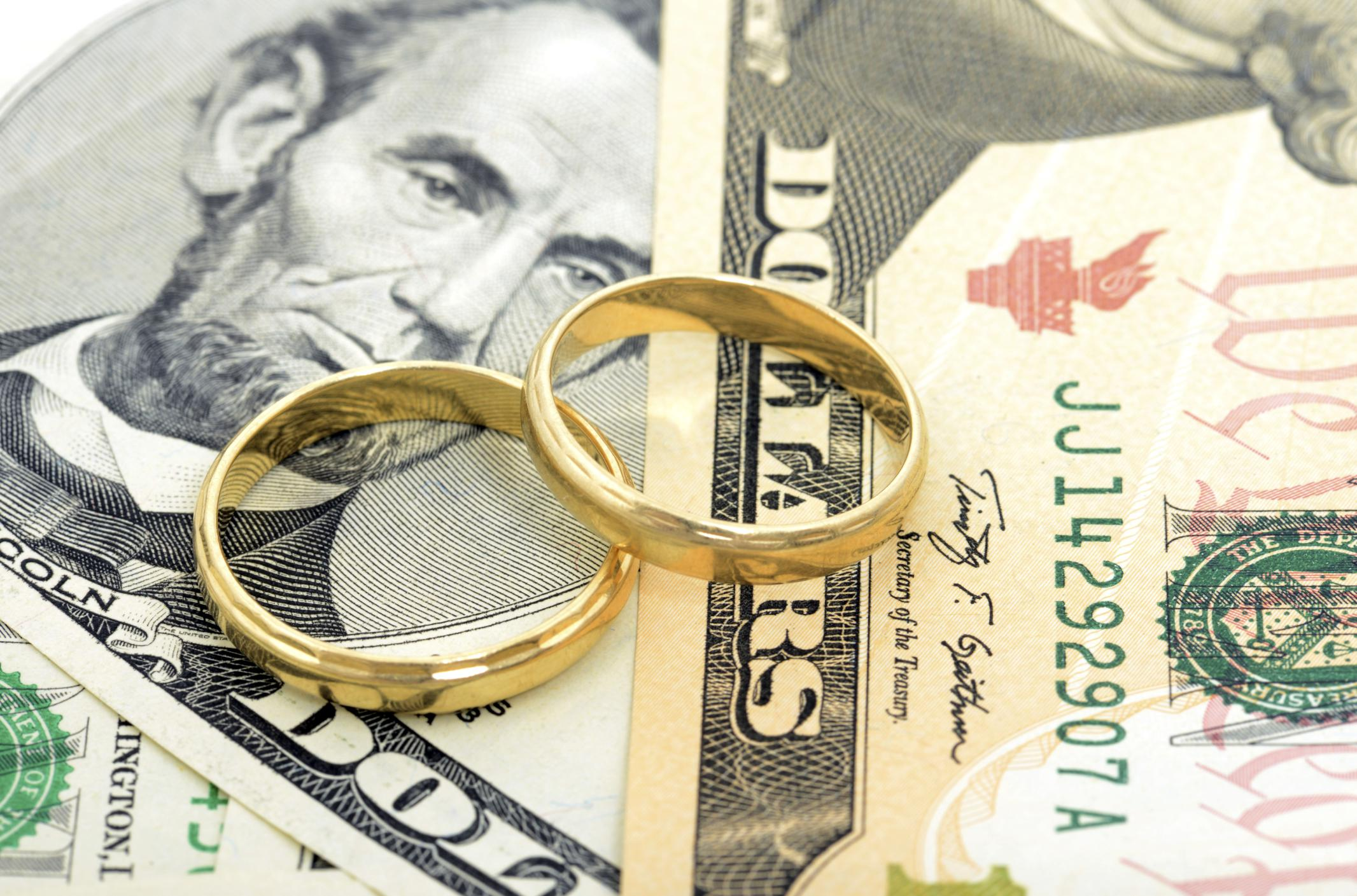 Americans admit to financially cheating on their spouses…