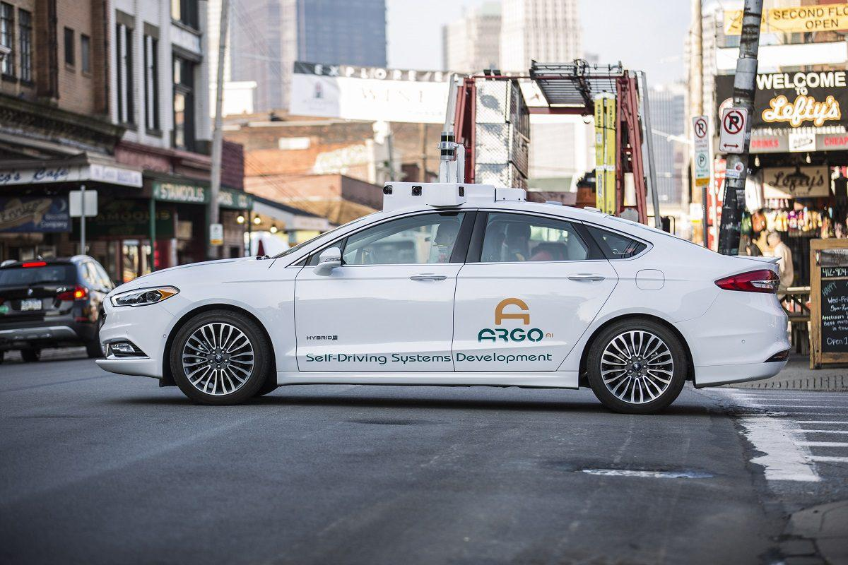 Argo AI And Ford Double Down On Lidar, Acquire Princeton ...