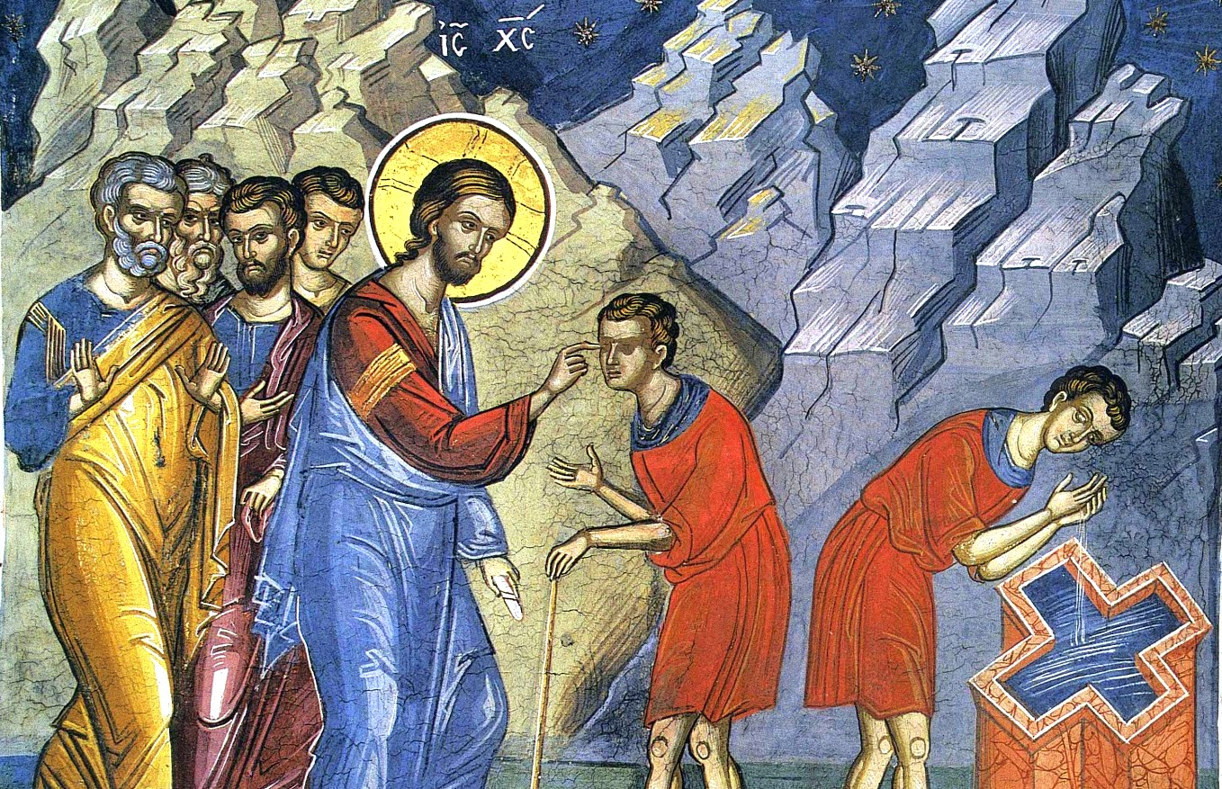 Spiritual Renewal and the Healing of the Blind — Fr. Andrew Stephen Damick