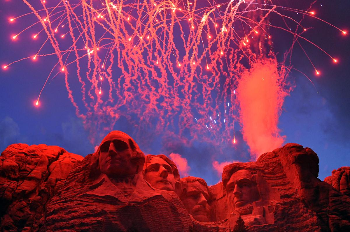 Trump plans to attend Mount Rushmore fireworks July 3…