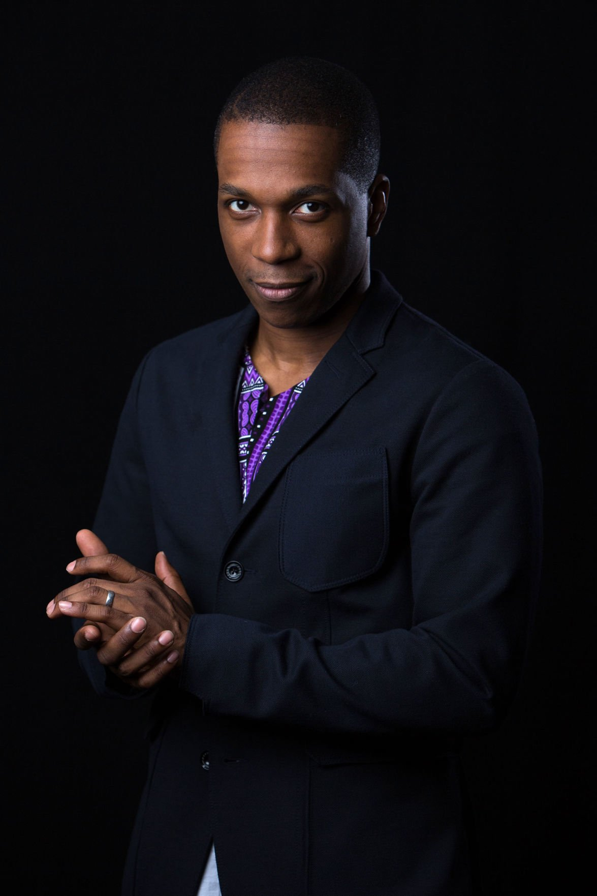 Review: 'Hamilton' star Leslie Odom Jr. thrills, engages ...