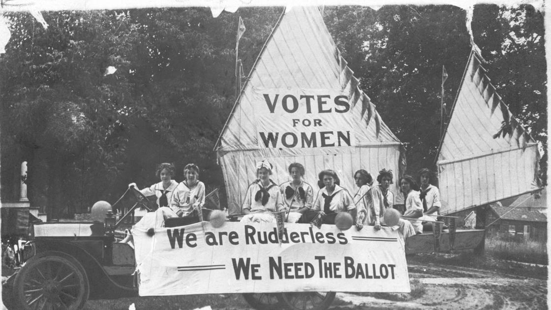 Wisconsin's historic 19th Amendment ratification, as told ...