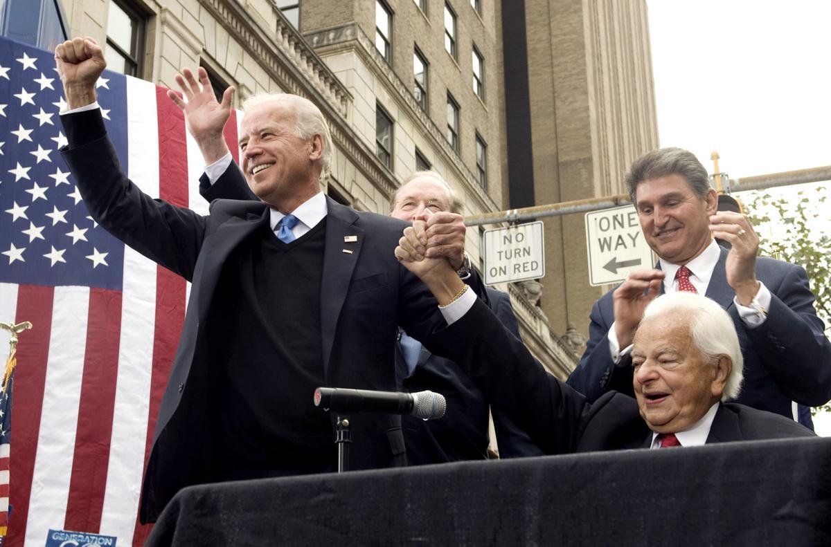 Gallery: Joe Biden in West Virginia | News | herald ...
