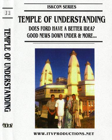 Temple of Understanding | Bhaktivedanta Library Services